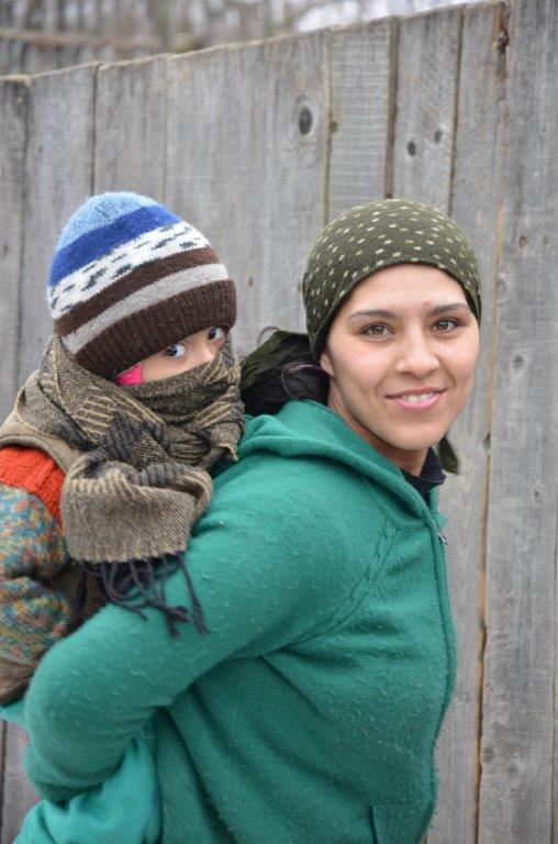 Kerst Actie vluchtelingen oost europe
