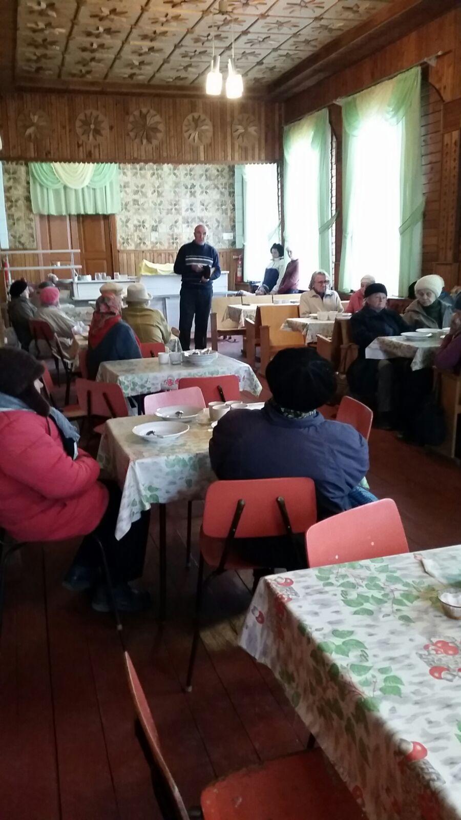 Maaltijden voor ouderen